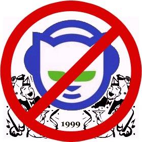 Napster Circle Barred